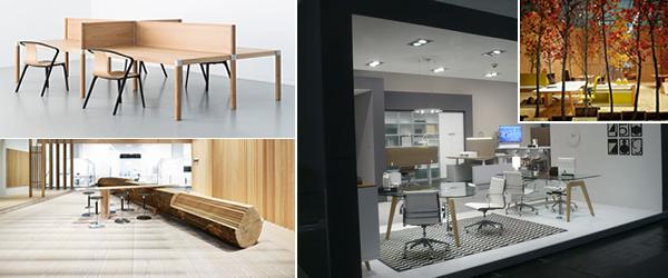 Wooden Office Suites
