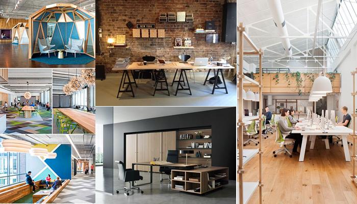 Ben Johnson Interiors Office Design