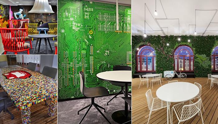 HomeWorldDesign Office Workplace Design