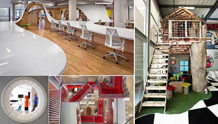 Morgan Lovell Office Design Inspiration