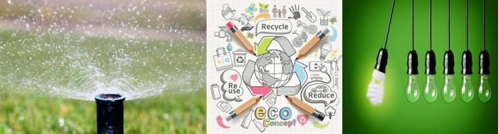 Water Recycle Energy Saving