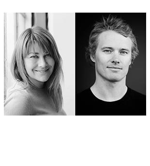 Runa Klock Designer and Hallgeir Homstvedt