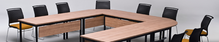Harley Axis Table Conference Configuration Mood Shot