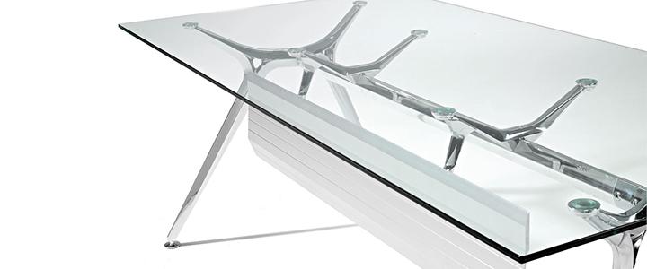 Ark Glass Desk 0011
