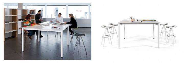 Cool 100 High Meeting Table Office Reality