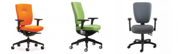 Operator chairs for home office