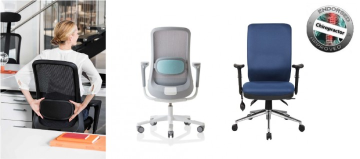 Chiro chair office reality
