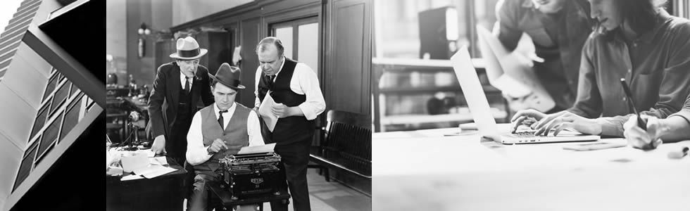 A brief history of office design
