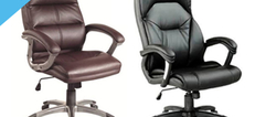 Executive Leather Chairs Under £100