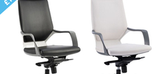 Executive Leather Chairs £100 - £200