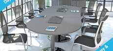 Tulip Boardroom Tables