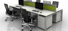 Westway Bench Desks - Free Install