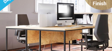 Factory Bench Desks