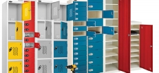 In-Charge Lockers