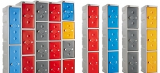 ColourPlus Plastic Lockers