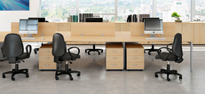 Breve Bench Desks