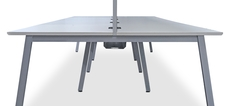 Agile A Frame Bench Desks