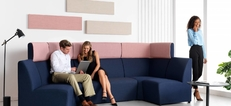 Hilly Modular Seating