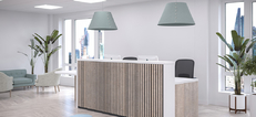 Stave Reception Desk