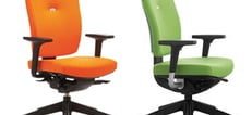 Assembled Operator Chairs