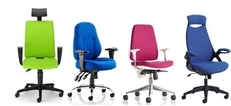 Antibacterial Swivel Chairs