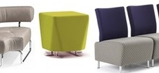 Antibacterial Modular Seating