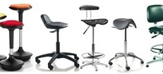 Antibacterial High Stools