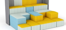 Block Modular Seating