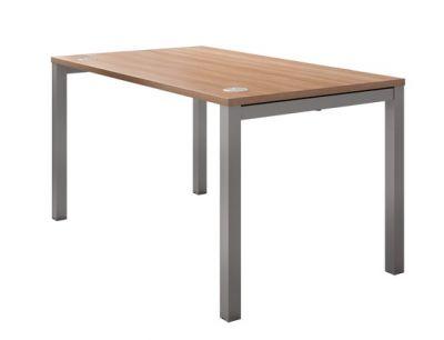 B-office-travailler-packshot-bureaux-pied-A1-bureau-droit-decor-imitation-merisier-naturel-aluminium
