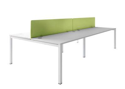 B-office-travailler-packshot-bureaux-pied-A1-multipostes-bureaux-droits-face-a-face-avec-depart-suivant-decor-blanc-blanc