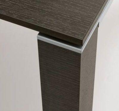 Walnut Table Leg Detail