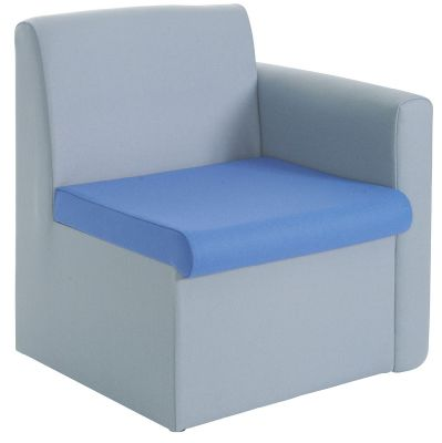 Modular Sofa With Right Hand Arm