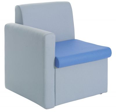 Modular Chair With Left Hand Arm