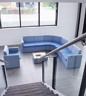 Modular Sofa Setting