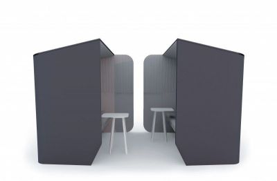 Acoustic Booths Facing