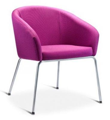 Vision Four Leg Tub Chair