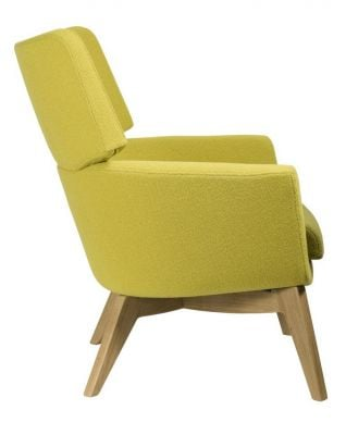 Kala Designer Armchair Side