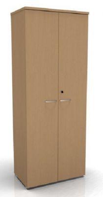 Co1 Beech Tall Cupboard
