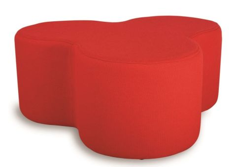 Clover 3 Person Low Stool