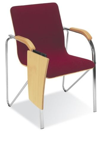 Samba Plus Writing Tablet Conference Chair