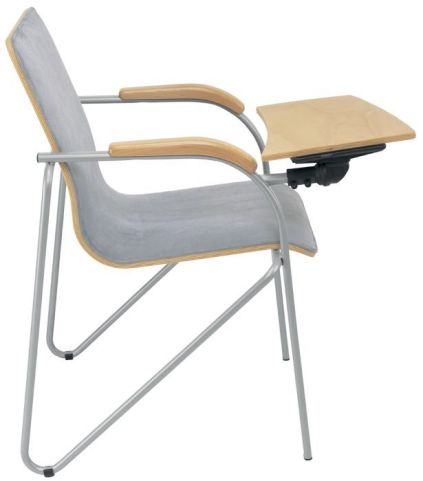 Samba Plus Upholstered Conference Chair With Tablet