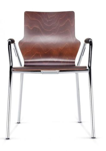 Converese Plywood Conference Armchair