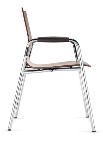 Converse Designer Conference Armchair Side View