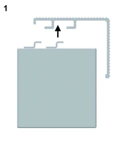 Rollfix Projection Screen Fitting Instruction