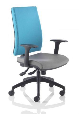 Omega High Back Ergonomic Task Chairs