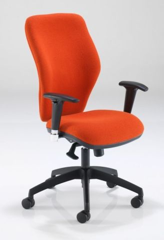 Aero Ergonomic Office Chair With Height Adjustable Arms