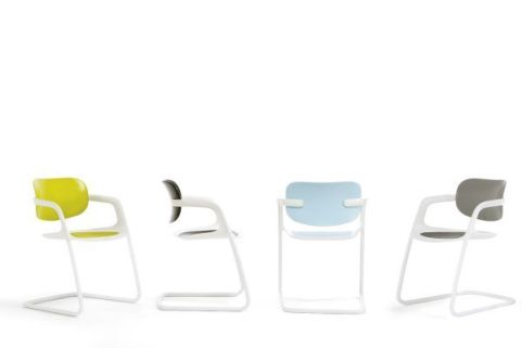 Modern Soul Polypropylene Conference Chairs In A Variety Of Colours
