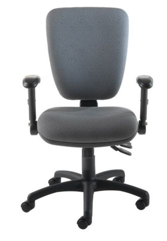 Icin High Back Chair With Height Adjustable Arms