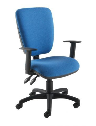 Icon High Back Chair With Arms