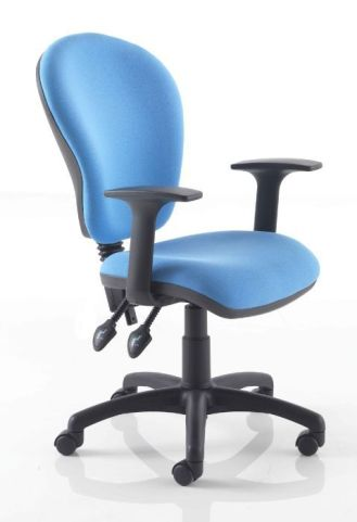 Sapphire Ergonomic Chair With Arms